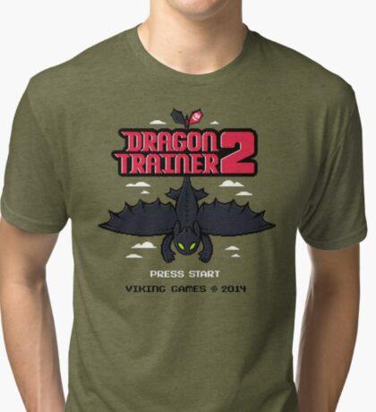 DRAGON TRAINER 2 Tri-blend T-Shirt