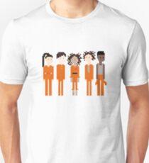 Pixel Asbo 5 T-Shirt
