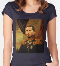 Eden Hazard Fitted Scoop T-Shirt