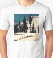 Skiing Hands Unisex T-Shirt