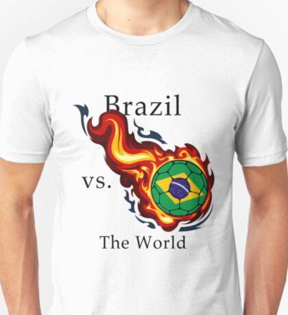 World Cup - Brazil Versus the World T-Shirt