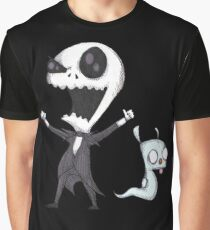 Invader Jack! Graphic T-Shirt