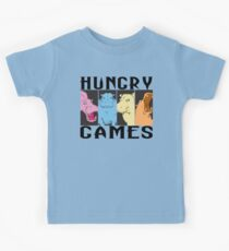 Hungry Hippo Games Kids Tee