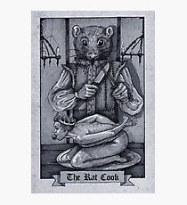 The Rat Cook Photographic Print