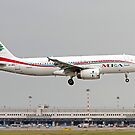 OD-MRO MEA - Middle East Airlines Airbus A320-232 at Milan airport  by PhotoStock-Isra