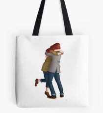 Together or Not At All (Doctor Who) Tote Bag