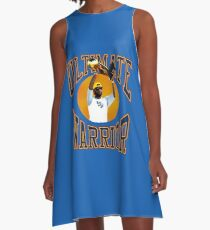 LeBron Ultimate Warrior A-Line Dress