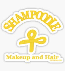 Shampoodle Scissors Sticker