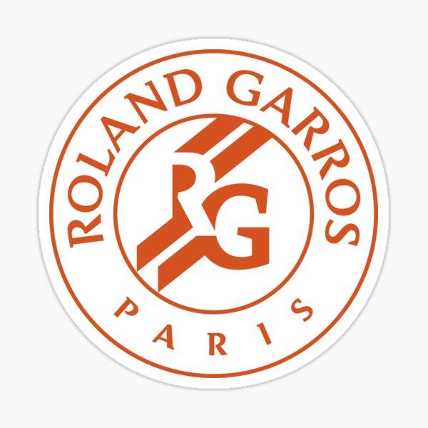 Tournoi de tennis trigal Roland Paris Sticker