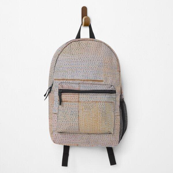 Paul-Klee clarification Backpack