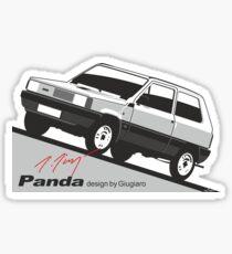 Fiat Panda by Giugiaro Sticker