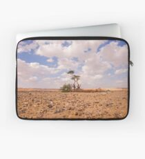Desert Oasis. Photographed in Israel Laptop Sleeve