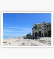 Cottesloe Beach, Perth - Western Australia.  Sticker