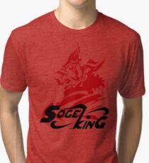 Sogeking The Sniper King Tri-blend T-Shirt