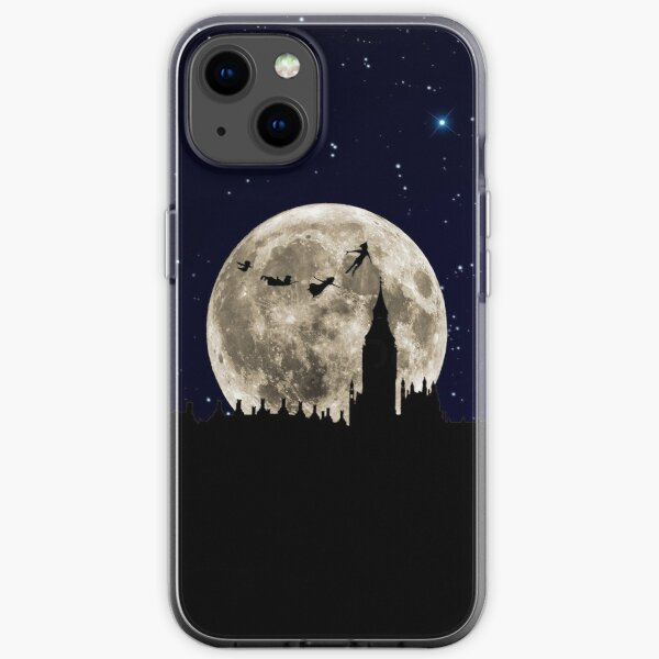 Over The Moon iPhone Soft Case