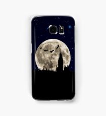 Over The Moon Samsung Galaxy Case/Skin