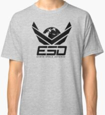 Earth Space Defense (global) Classic T-Shirt
