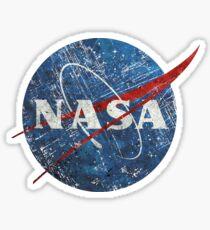 NASA Vintage Emblem Sticker