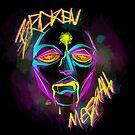 Broken Messiah by RileyOMalley