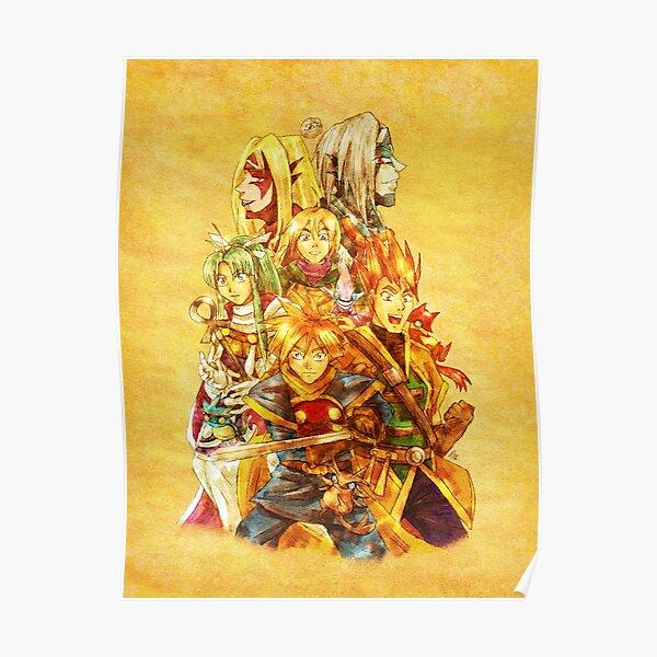 Golden Sun - Book One Poster
