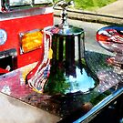 Fire Engine Bell by Susan Savad