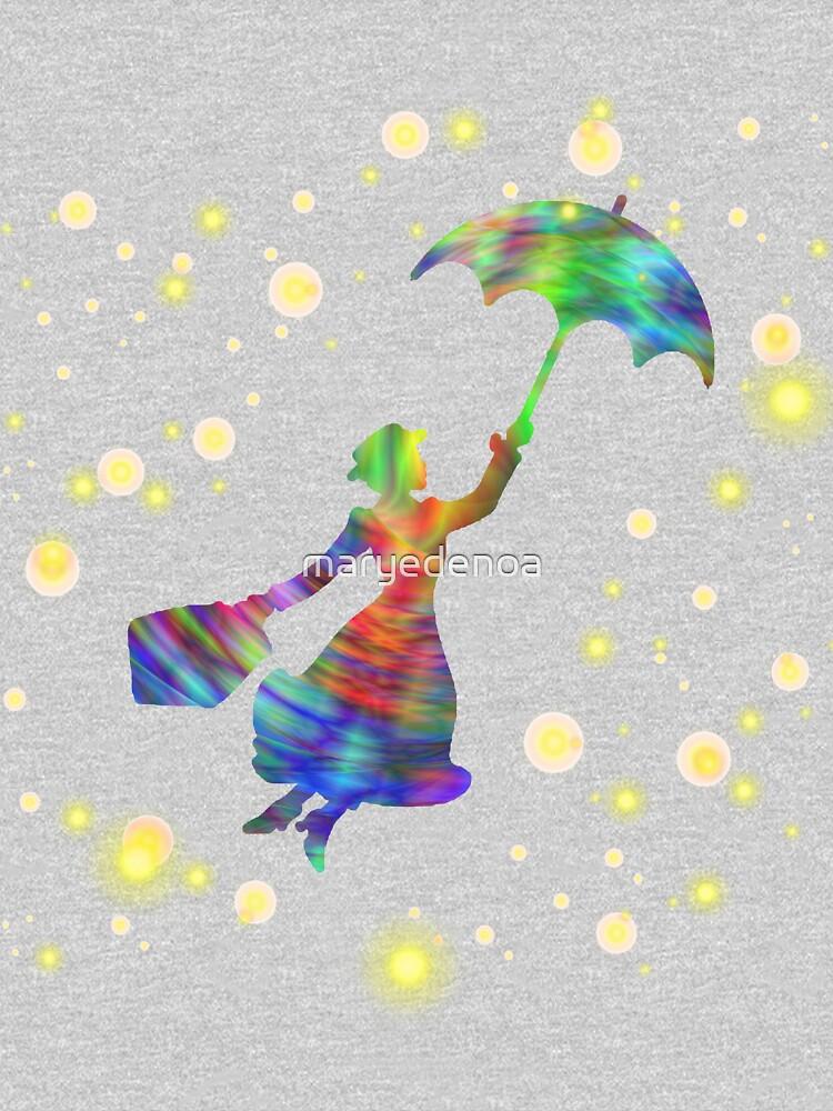 Mary Poppins- The Magical Nanny by maryedenoa