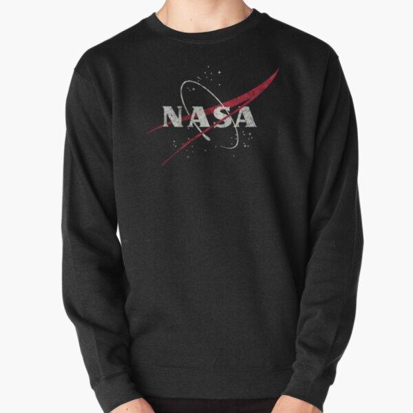 Nasa Vintage Emblem - Cristal Edition Pullover Sweatshirt