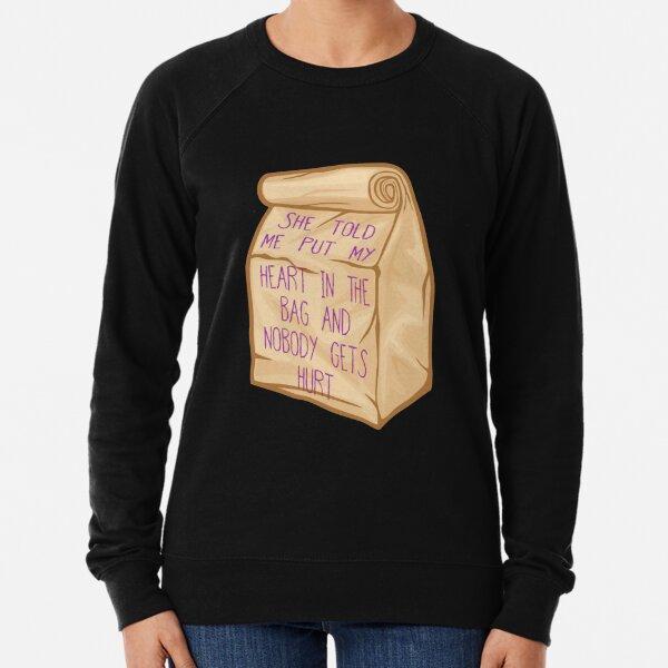 Juice Wrld, Death Race for Love, Robbery lyrics Lightweight Sweatshirt