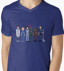 Everybody's Favorite Doctors. Men's V-Neck T-Shirt