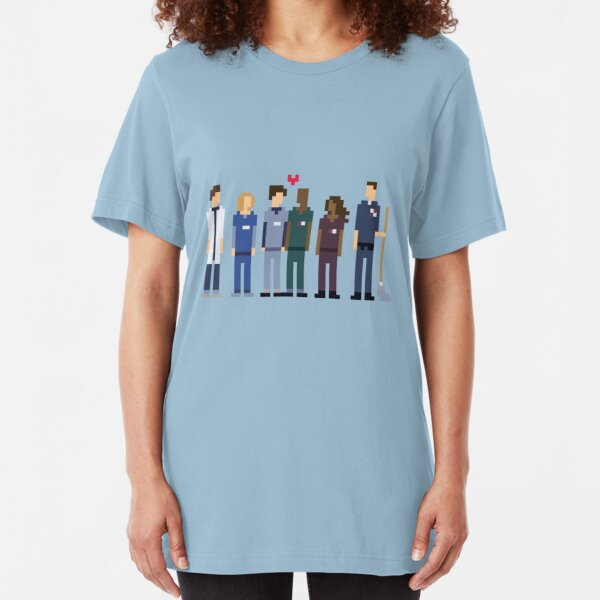 Everybody's Favorite Doctors. Slim Fit T-Shirt