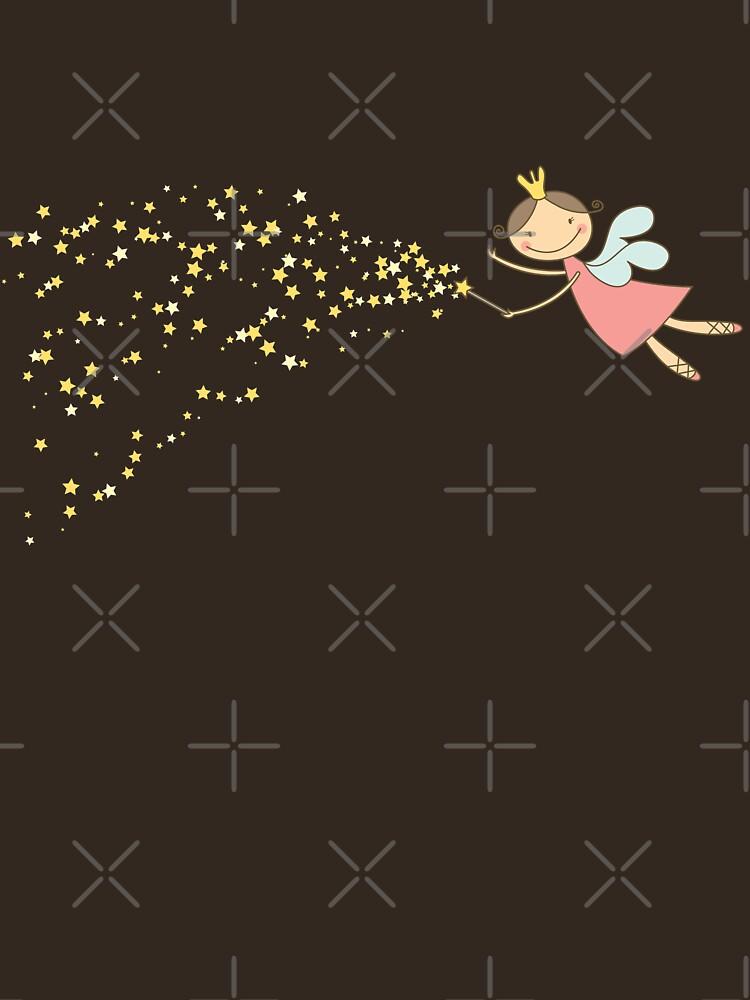 Whimsical Magic Fairy Princess Sprinkles | Women's T-Shirt