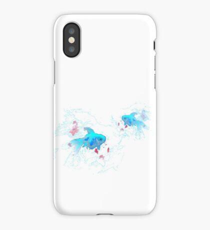 Fish souls iPhone Case/Skin