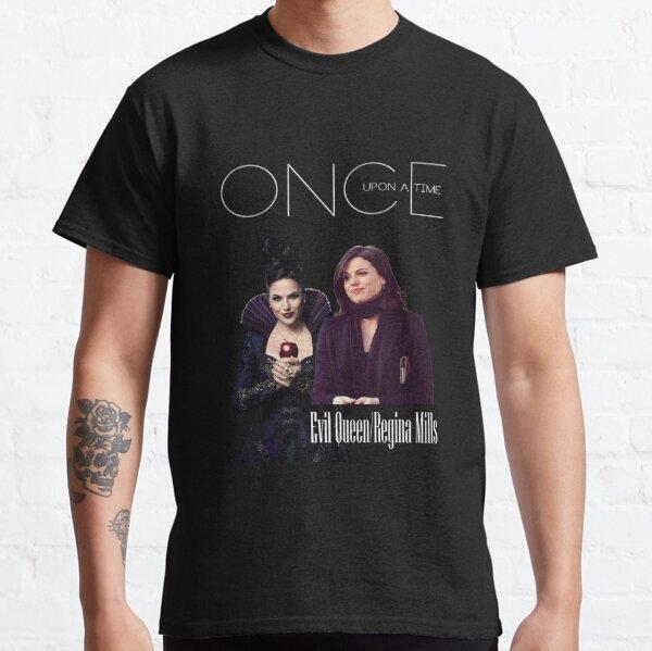 Il était une fois - Regina Mills T-shirt classique