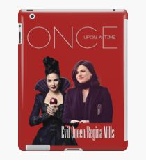 Once upon a time - Regina Mills iPad Case/Skin