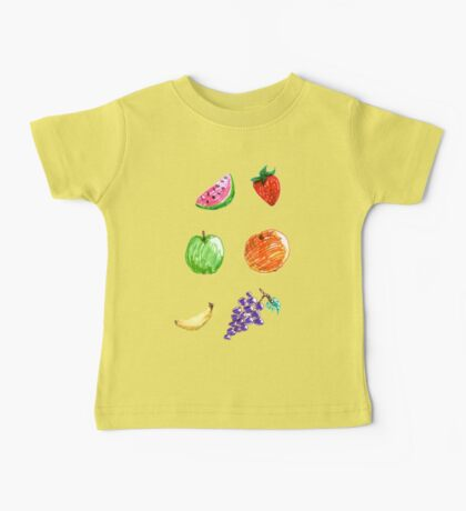 Fruity fun for everyone! Kids Clothes