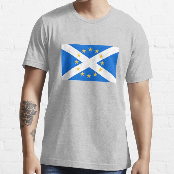 Scotland in EU Essential T-Shirt