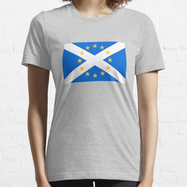 Scotland in EU Essential T-Shirt