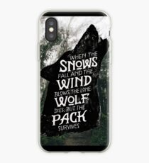 A Game of Thrones iPhone Case