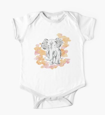 Lucky Elephant Kids Clothes