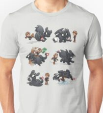 How Not to Train Your Dragon T-Shirt