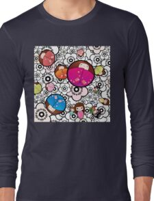 Kokeshi dolls Long Sleeve T-Shirt