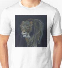 Lion female Unisex T-Shirt