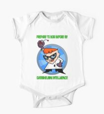 Dexter's Laboratory  One Piece - Short Sleeve
