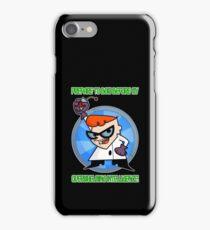 Dexter's Laboratory  iPhone Case/Skin