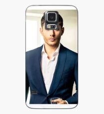Jensen Ackles Hülle & Klebefolie für Samsung Galaxy