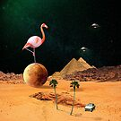 Mars Scape by camlacey
