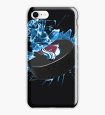 Avalanche Puck iPhone Case/Skin