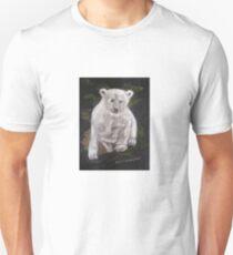 Young polar bear  Unisex T-Shirt