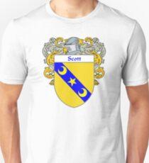 Scott Coat of Arms / Scott Family Crest T-Shirt