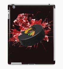 Blackhawks Puck iPad Case/Skin